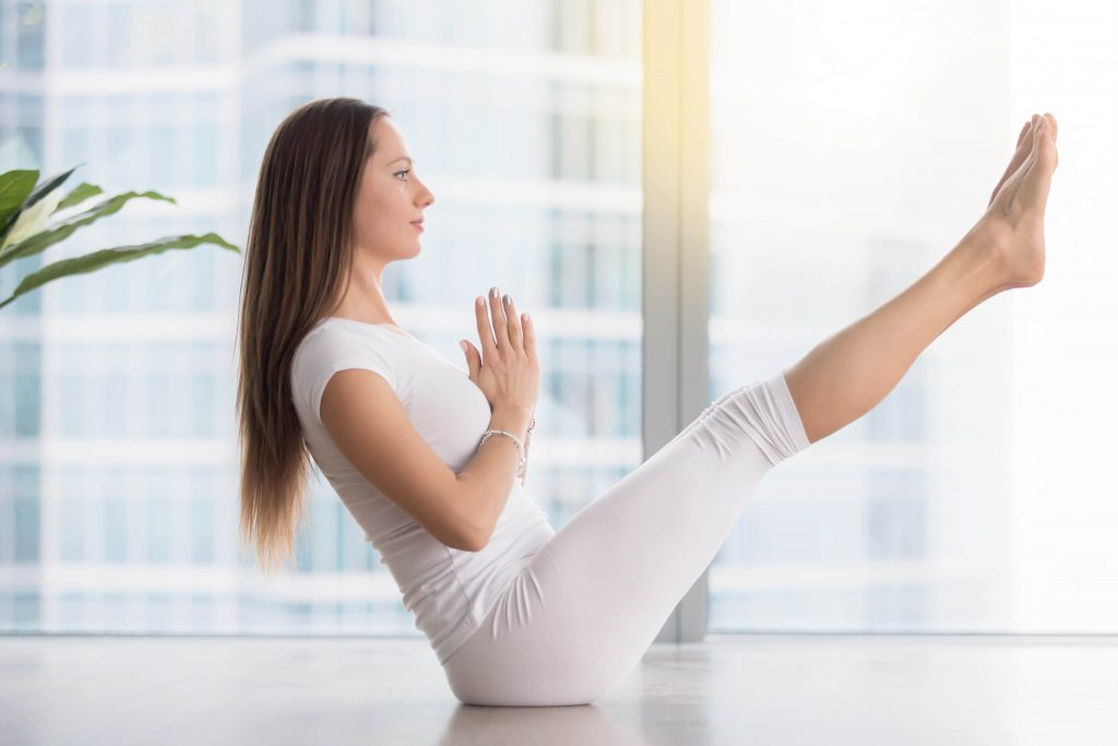 Boat Pose or Paripurna Navasana